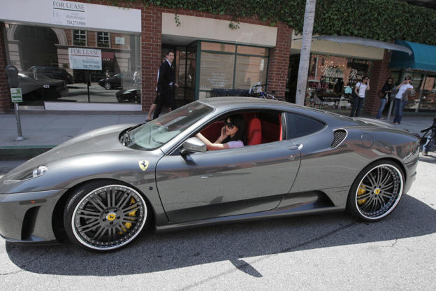 the kardashians' impressive car collection