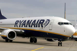 Ryanair Boing 737. REX Features