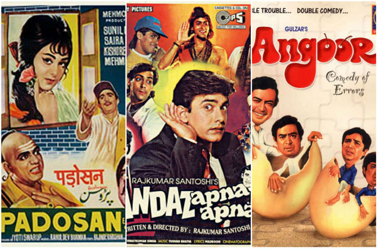 Best Bollywood Comedy Films Of All Time