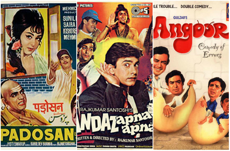 25 best Bollywood comedy films of all time