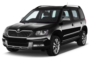 Skoda Yeti Outdoor Overview Msn Cars