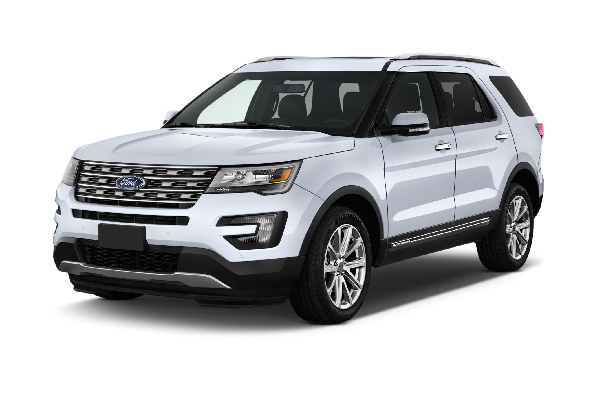 2017 Ford Explorer Overview Msn Autos